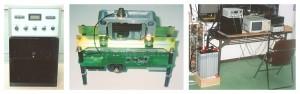 バッテリ充放電試験機